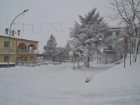 Neve anche nell'area vastese