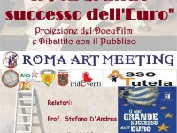 Domani a Isernia il 'Roma Art Meeting'