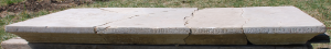 mensa iscrizione