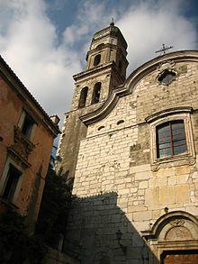 Chiesa dell'Annunziata pia unione venafro