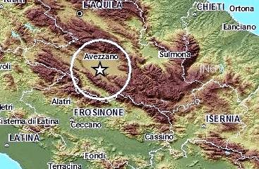 Terremoto in Abruzzo, trema anche la provincia di Isernia