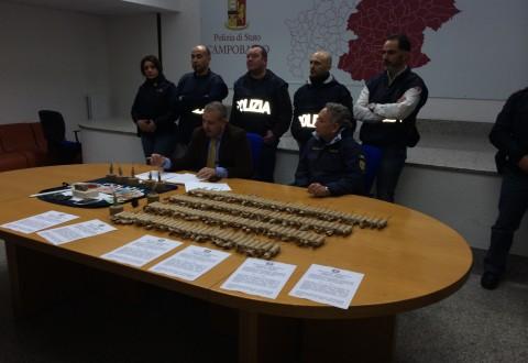 Spacciavano eroina a Termoli, due arresti