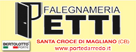 FALEGNAMERIA PETTI 195*75