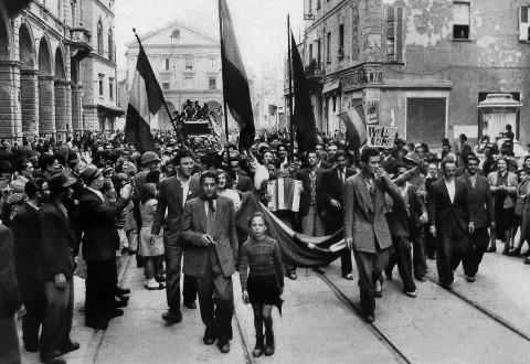 Settant'anni dalla Liberazione, tra ricordi e voglia di futuro