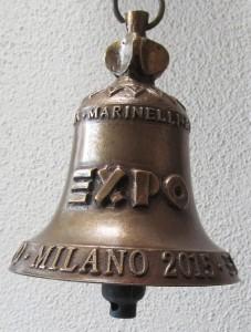 Il primo maggio ad Agnone inaugura la campana di Expo 2015