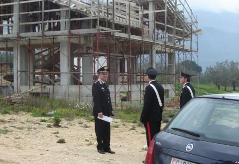 Sicurezza e lavoratori in nero, blitz dei Carabinieri di Isernia