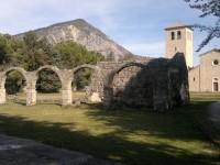 Lavori di ripulitura del fiume nei pressi dell'area di San Vincenzo, la furia di Di Clemente