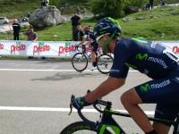 Giro d'Italia, Intxausti fa festa a Campitello