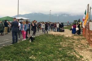 Biomasse, nuovo presidio a Campochiaro