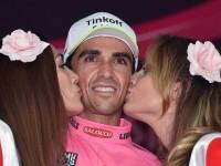 Il gran giorno del Giro d'Italia
