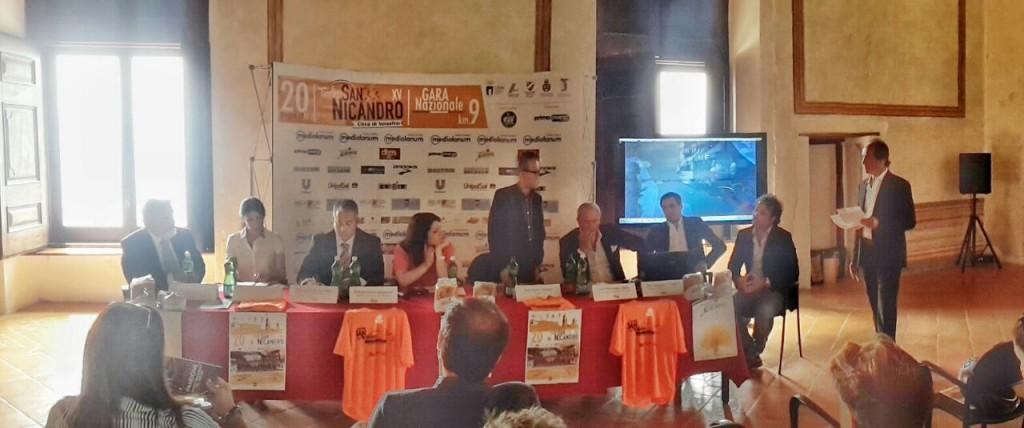 Trofeo San Nicandro, presentata la XV edizione