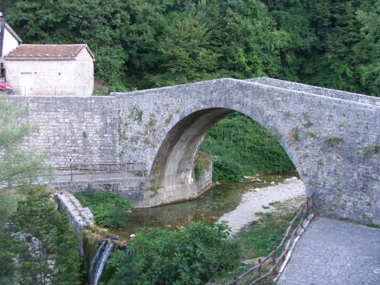 Centrale idroelettrica sul tappone la preoccupazione del for Ponte del secondo piano