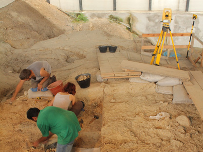 Campagna di scavi a La Pineta e Guado San Nicola, oltre 800 i reperti ritrovati