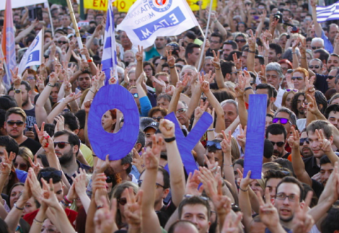 Vittoria dei no nel referendum in Grecia, la sinistra molisana rilancia la battaglia
