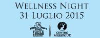 wellness 31 luglio 2015 195*75
