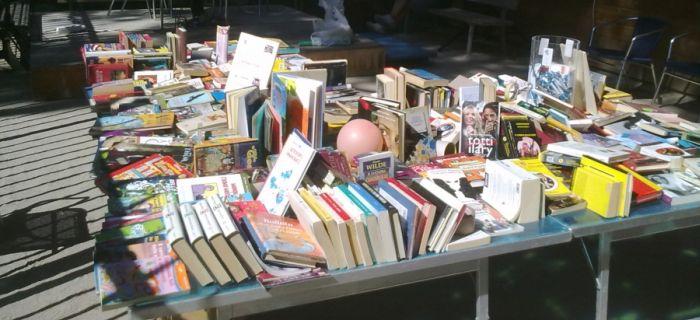 A campobasso torna il mercatino del libro usato for Mercatino dell usato pescara