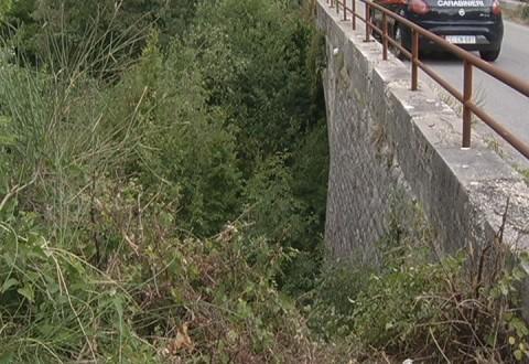 Giù dal ponte con la moto, perde la vita il giovane campobassano Renzo Felice