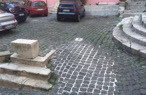 parcheggio chiesa annunziata