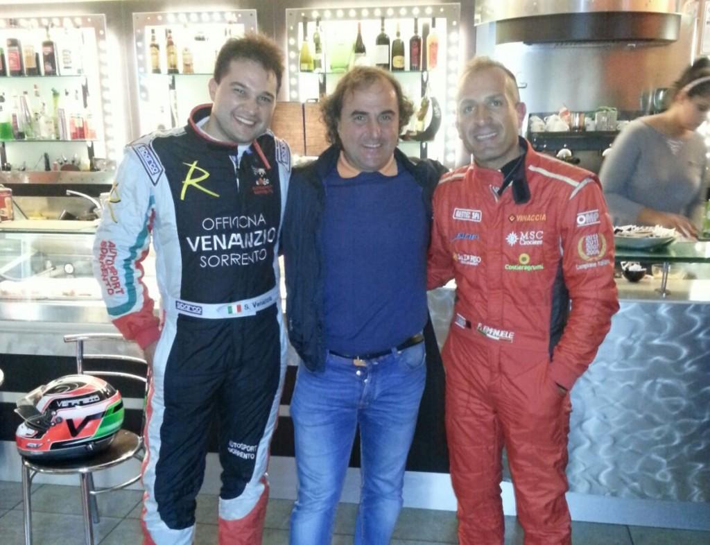 Motori, quinto titolo per Fabio Emanuele