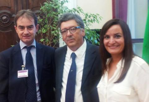 Prefettura, Fanelli e Veneziale a Roma per tentare il salvataggio