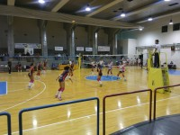 Pallavolo femminile serie B1, Europea 92 ko al tie-break