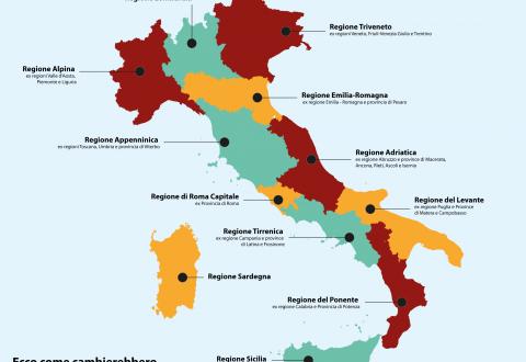 Passa l'odg: mandato a Renzi per tagliare le Regioni