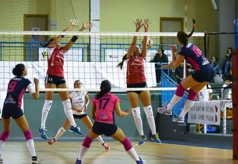 Volley B1 femminile, Europea 92 ko