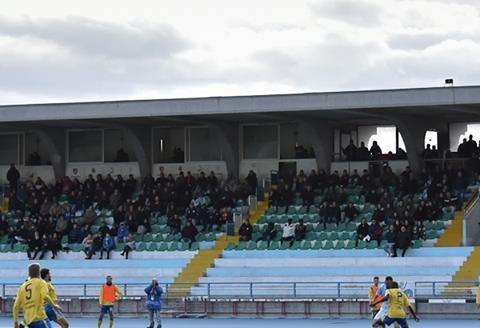 Isernia-Recanatese, Daspo per due supporter biancocelesti
