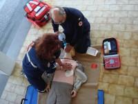Defibrillatore comunale a Montefalcone nel Sannio
