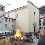 Sant'Antonio Abate, si 'bissa'