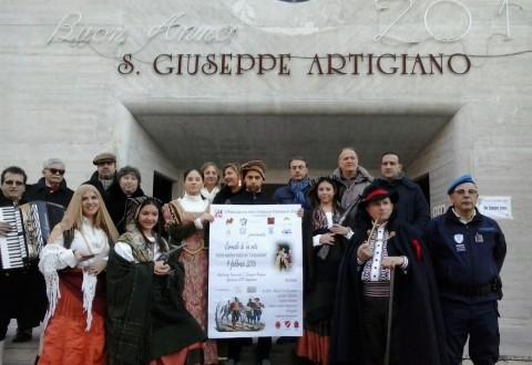 'Campuasce de na vota', al quartiere Cep il carnevale della tradizione