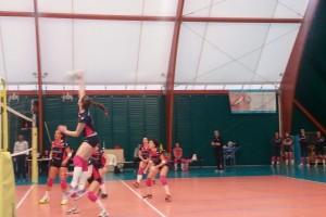 Volley femminile B1, Europea 92 contro Napoli