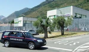 carabinieri venafro cittadella militare