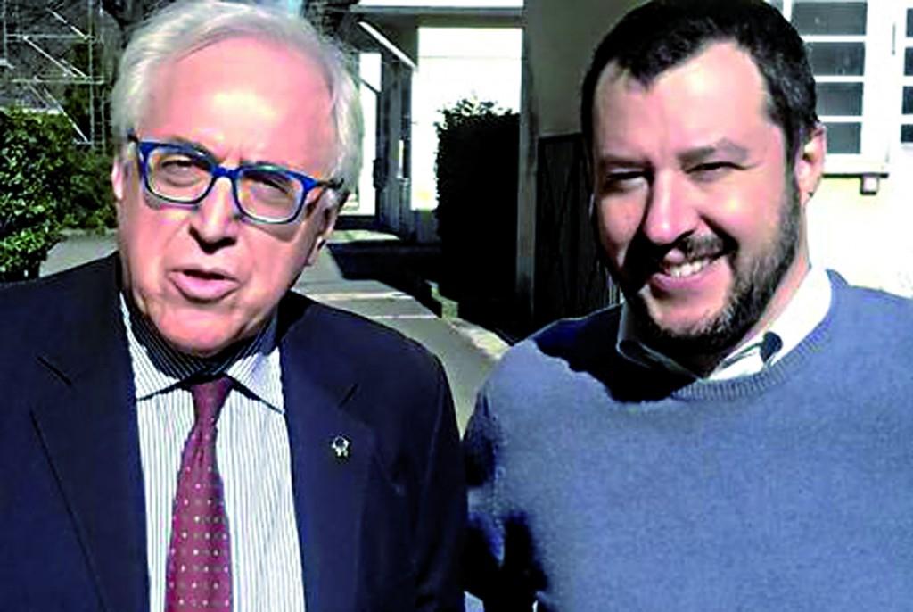 Salvini spinge il centrodestra: «Nessun imbarcato e idee  chiare: contiamo di vincere»