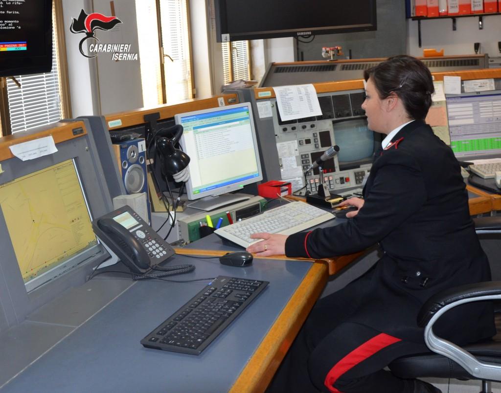 Siglato l'accordo per l'accesso ai servizi d'anagrafe tra Carabinieri e Comune di Isernia