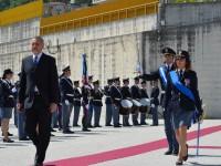 Fedeltà alle istituzioni e ai cittadini, il giuramento degli allievi della Scuola di Polizia di Campobasso