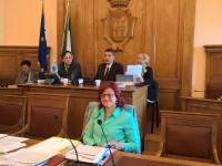 Campobasso, non passa la sfiducia contro Bibiana Chierchia