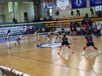 Pallavolo B1 femminile, Europea 92 sconfitta al tie-break