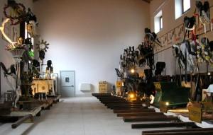 Infiorata del Corpus Domini al Museo dei Misteri