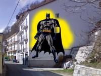 Villacanale punta sui murales con i supereroi