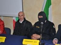 Rocchetta a Volturno, cittadinanza onoraria al comandante Alfa