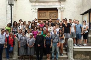 La carica dei 400 giovani per la GMG di Cracovia