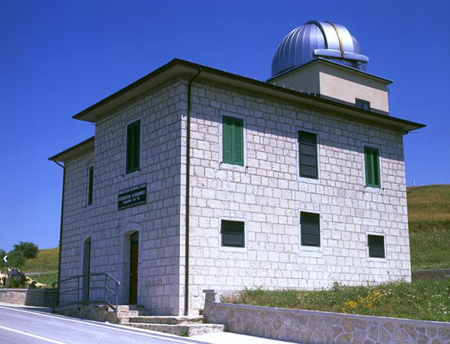 Osservatorio astronomico di San Pietro Avellana, la Provincia passa la mano