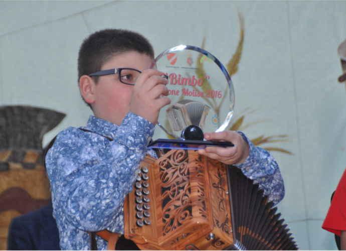 Organetto e fisarmonica diatonica, in Molise l'edizione 2017 dei mondiali