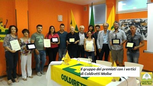 Oscar green 2016 individuati i cinque vincitori for Subito it molise attrezzature agricole