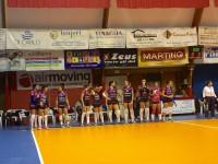 Pallavolo B1 femminile, Europea 92 all'esordio casalingo