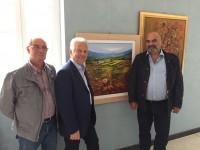 Lascia un segno alla cultura, donate le opere del pittore Mazziale