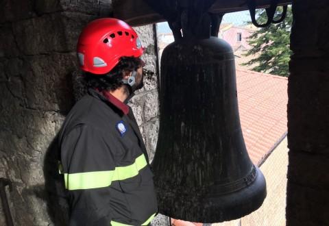 Recuperata e poi restaurata, torna a nuova vita la più antica campana d'Italia