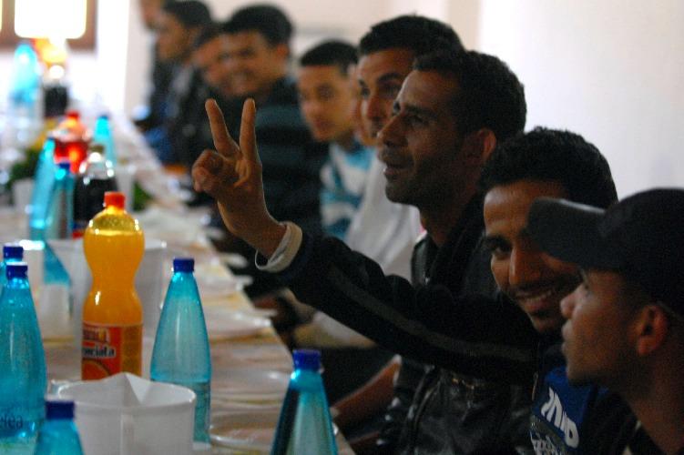 Un bagno ogni 6 migranti, Petraroia contro le modifiche al regolamento
