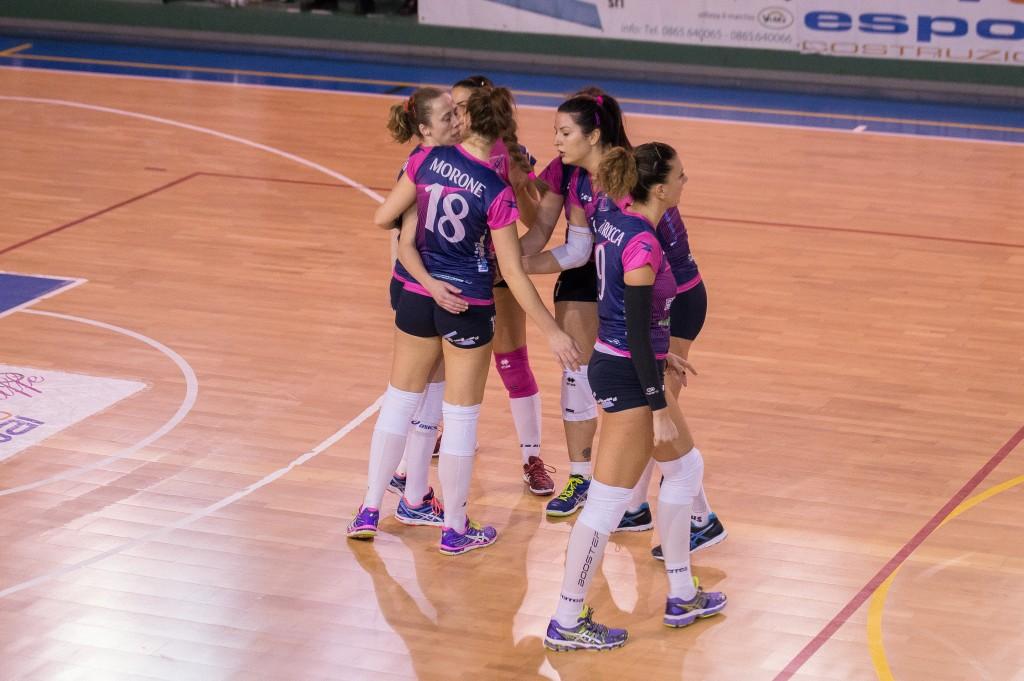 Pallavolo B1 femminile, Europea 92 in campo con l'Arzano
